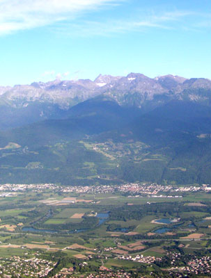 Vall�e de l'Is�re et Belledonne